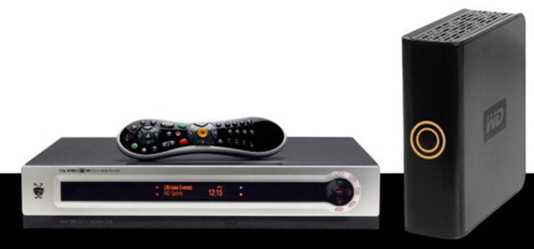 Image: My DVR Expander by Western Digital Corp.
