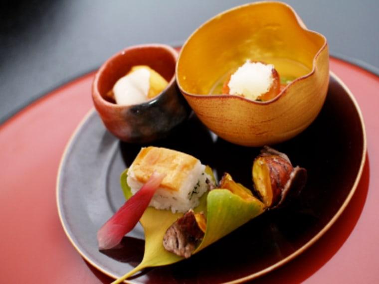 Image: Japanese culinary highlights