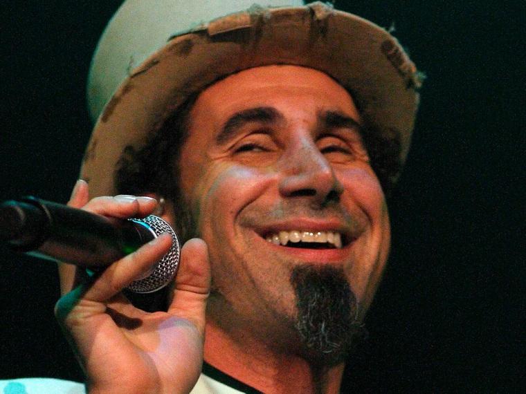 Image: Serj Tankian in concert