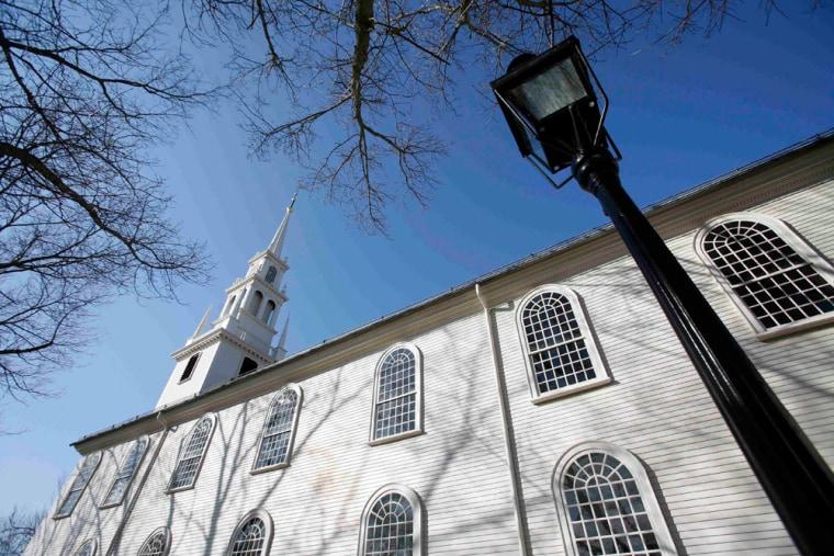 Image: Trinity Episcopal Church, Newport