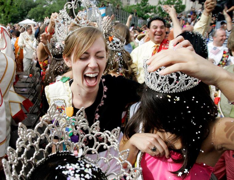 Image: San Antonio Fiesta