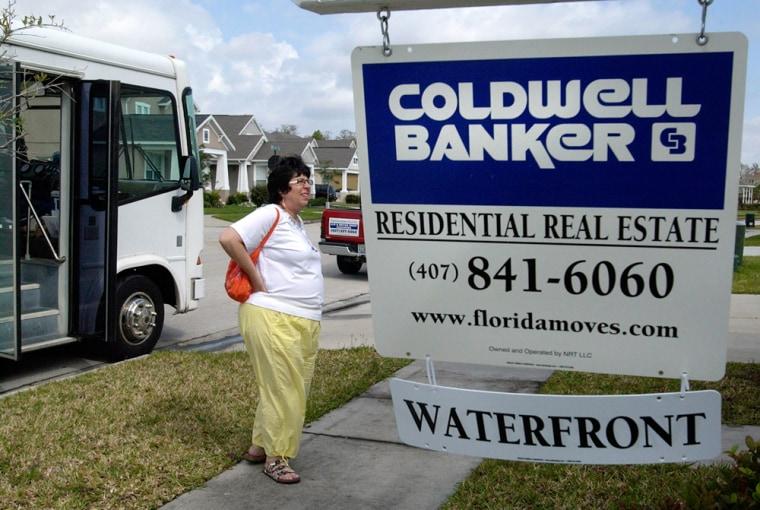 Image: Foreclosure bus tour