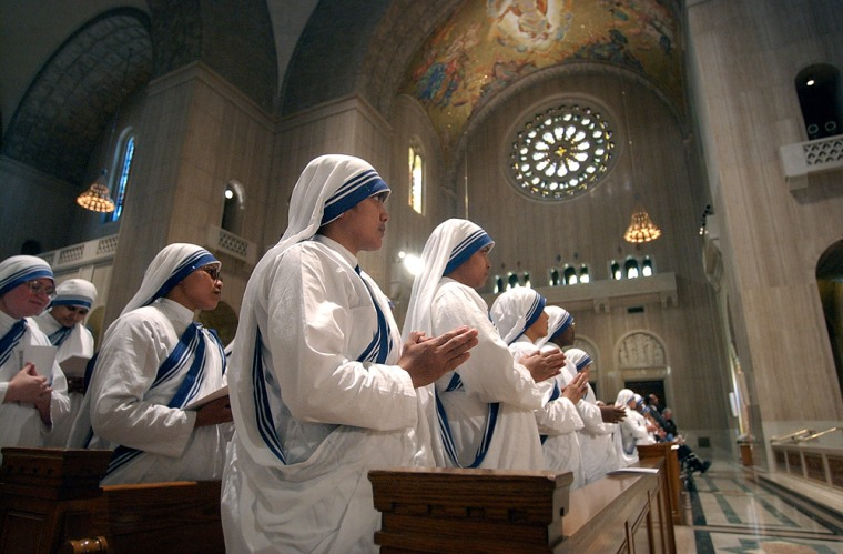Image:  Basilica of the National Shrine of the Immaculate Conception in Washington