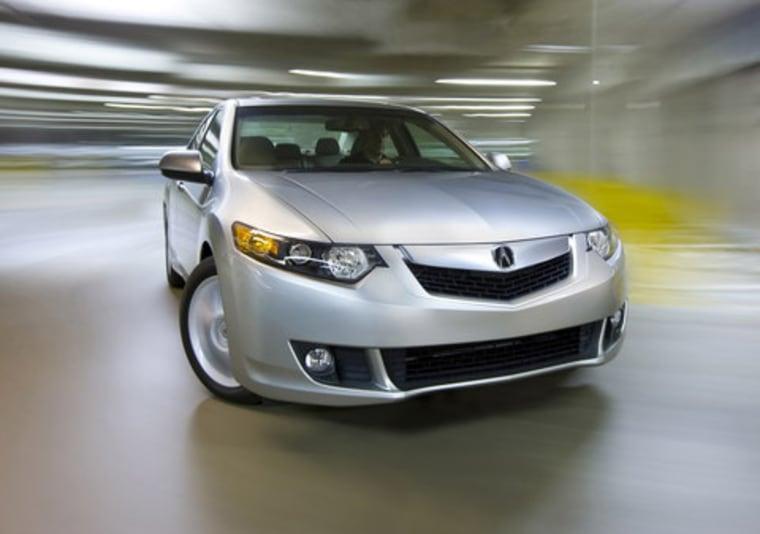 Image: 2009 Acura TSX