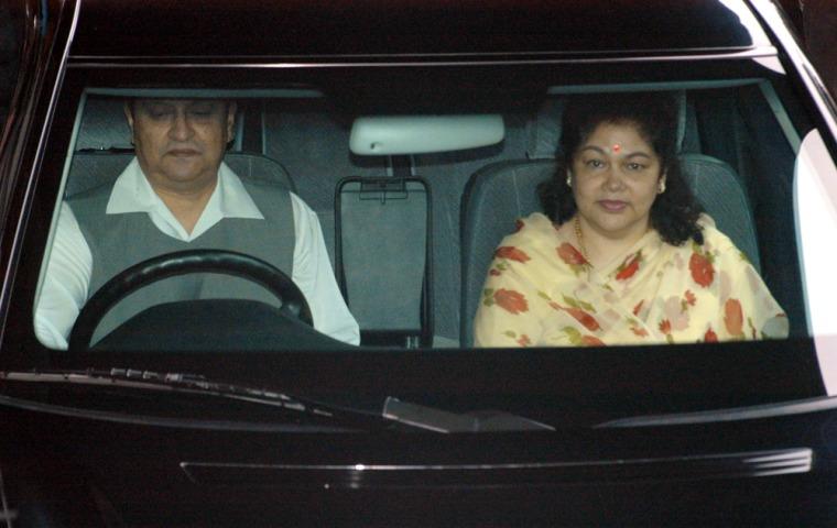 Image: King Gyanendra, Queen Komal