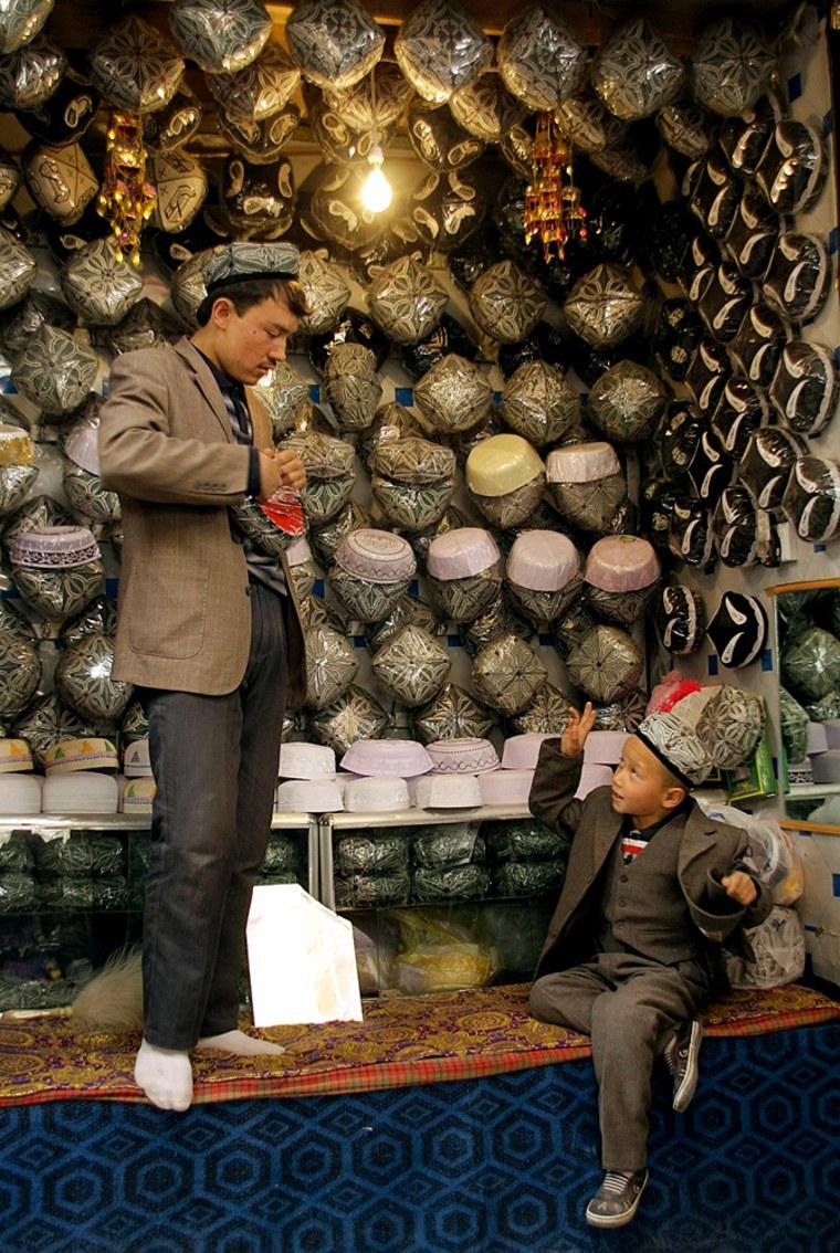 Image: China Xinjiang