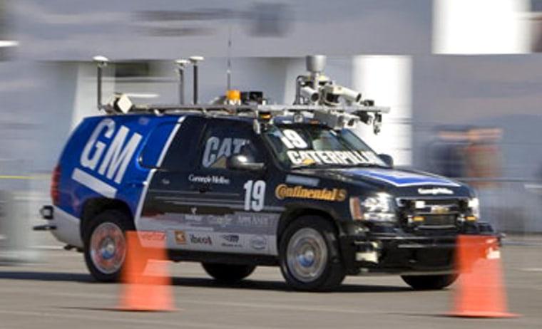 Image: General Motors SUV
