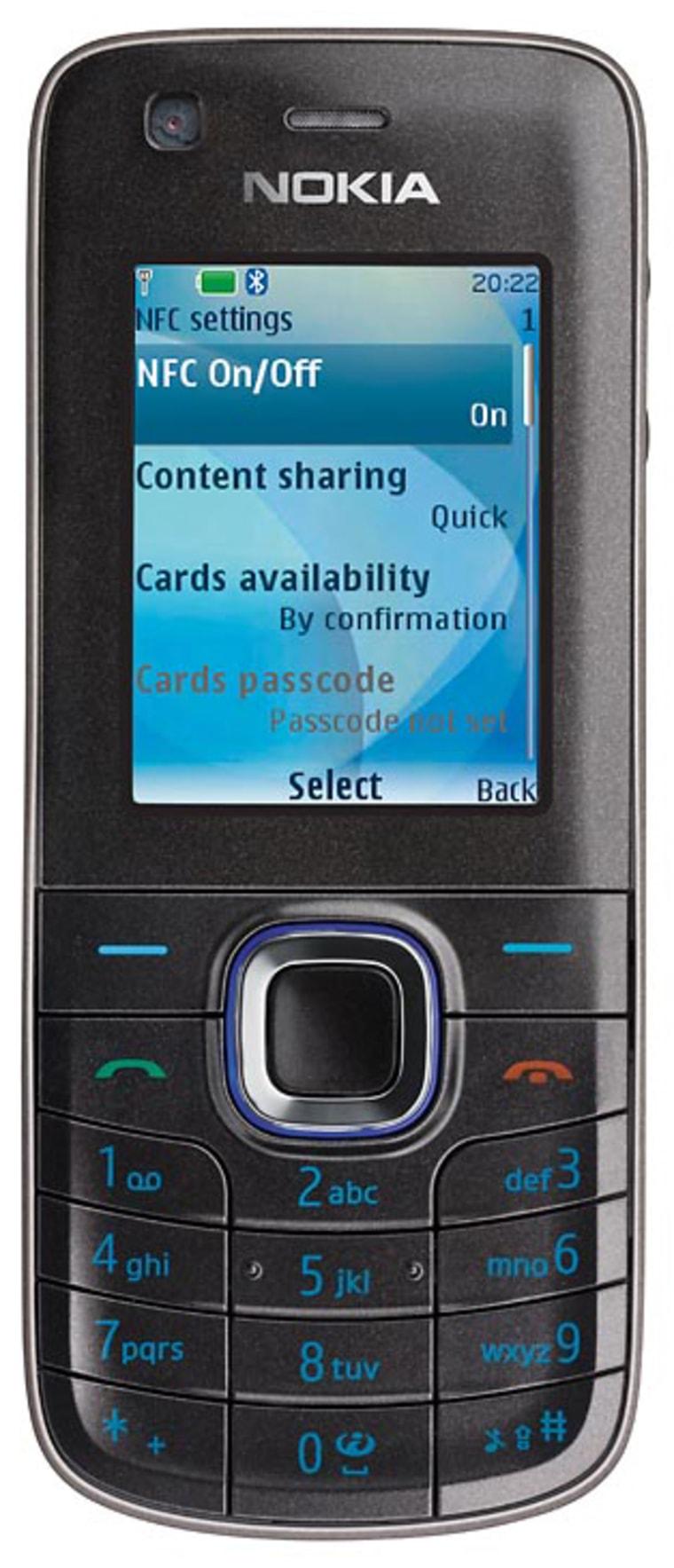 Image: Nokia 6212 Classic