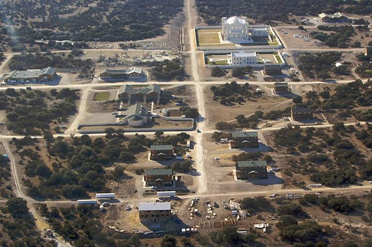 Image: YFZ Ranch
