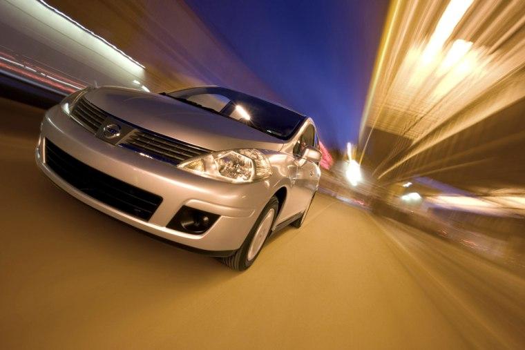 Image: Nissan Versa