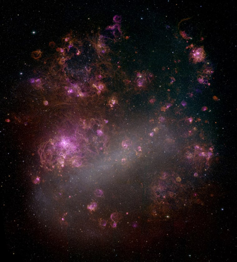 Image: Large Magellanic Cloud