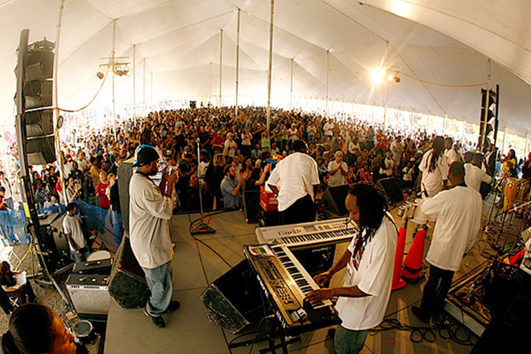 Image: National Folk Festival in Richmond, Va.