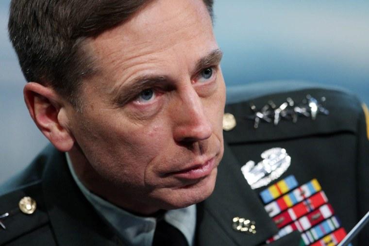 Image: Gen. David Petraeus
