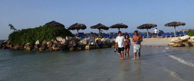 Image: Starfish resort in Trelawney. Jamaica