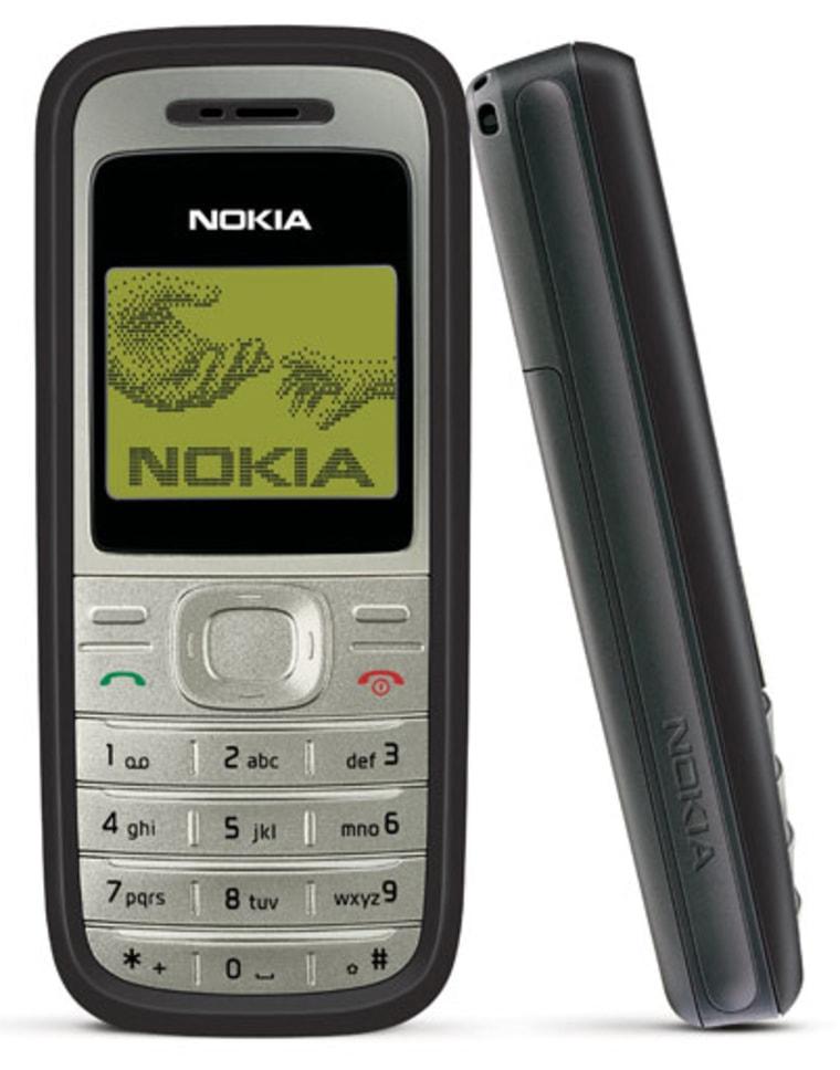 Image: Nokia 1200