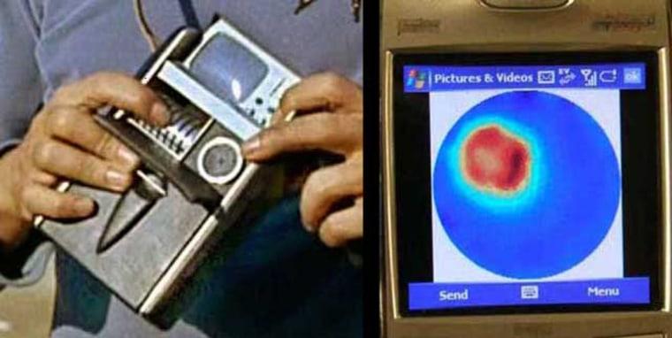 "Image: ""Star Trek"" tricorder"