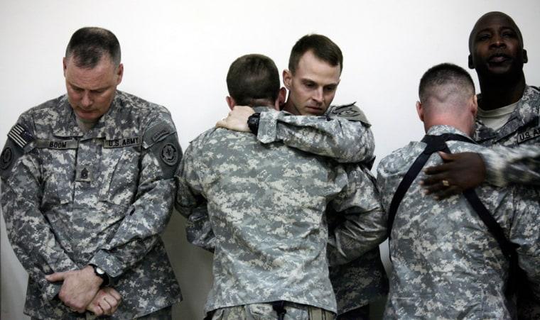 Image: U.S. soldiers killed in Iraq