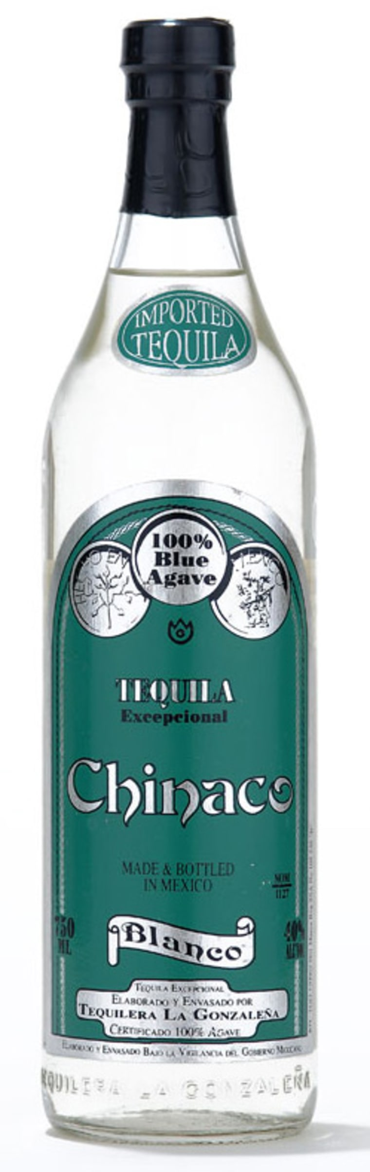 Image: Chinaco tequila