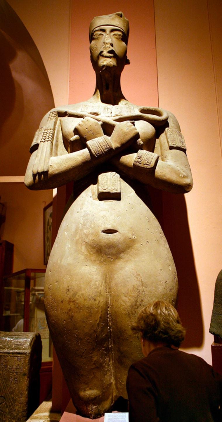 Image: Egyptian Museum