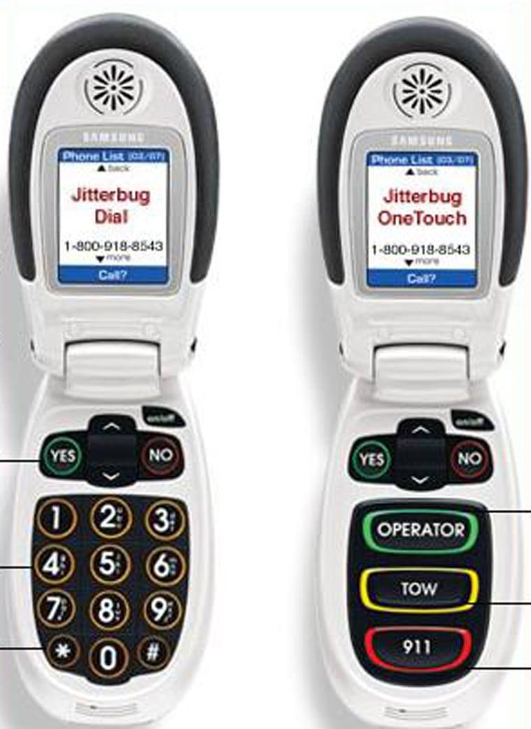 Image: Samsung cellphones