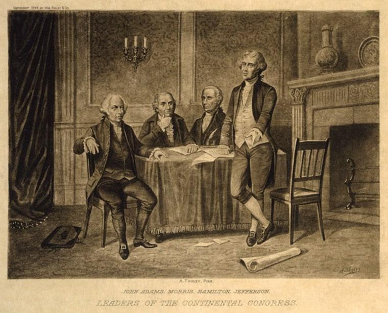 Image: Continental Congress