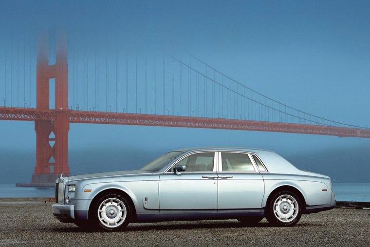 Image: Rolls-Royce phantom