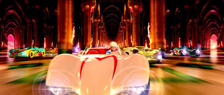 Image: Speed Racer