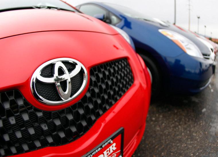 Image: 2008 Toyota Yaris