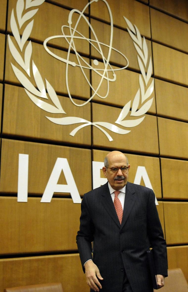 Image: Mohammed ElBaradei