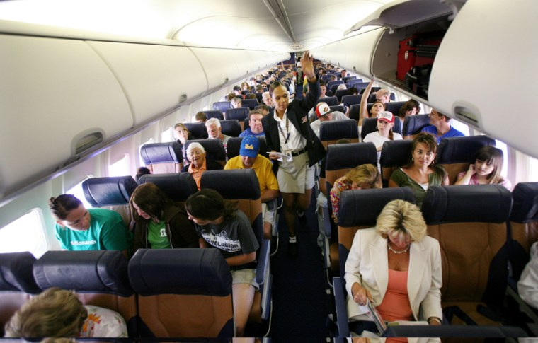 Image: Southwest Airlines Begins Experiment With Assigned Seating