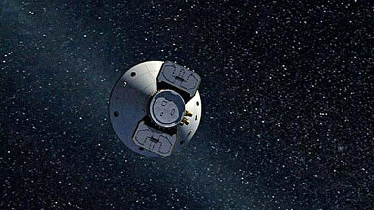 Image: Mars lander Phoenix