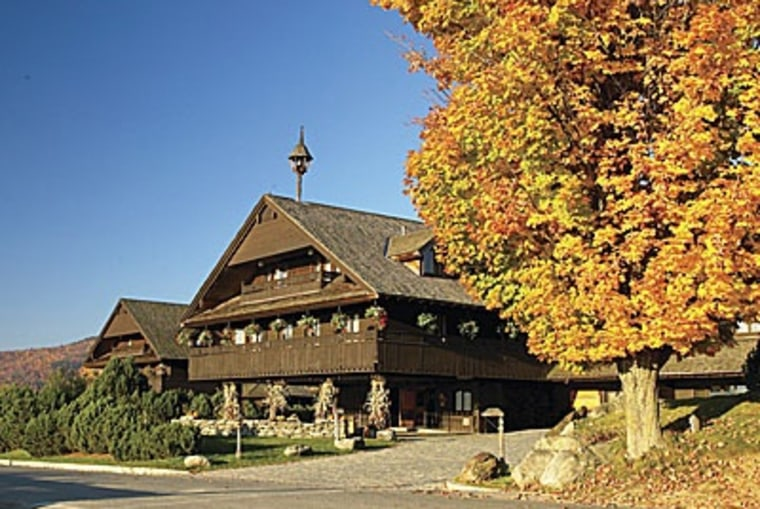 Image: Trapp Family Lodge