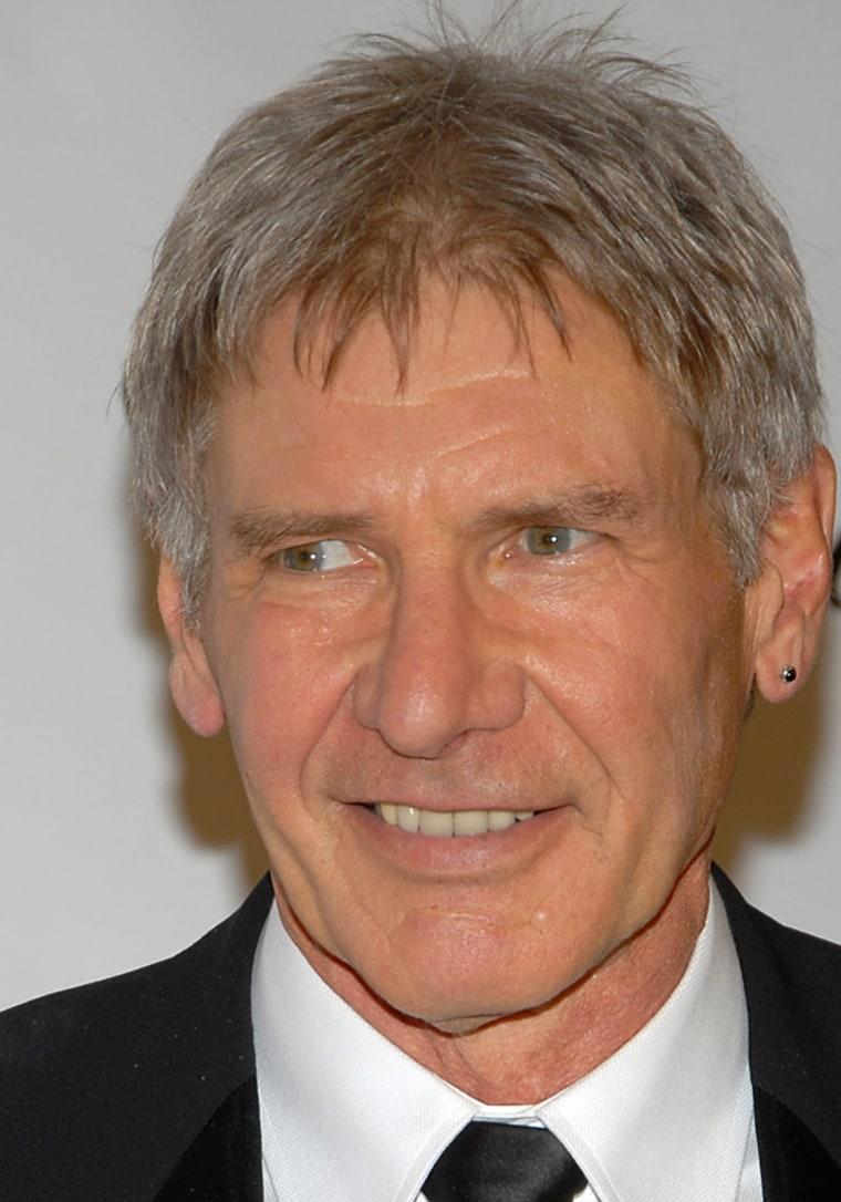 Image: Harrison Ford