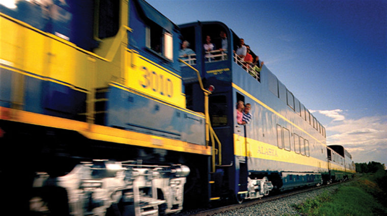 Image: Alaska Railroad