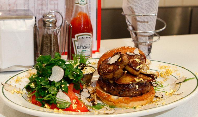 Image: A $175 hamburger
