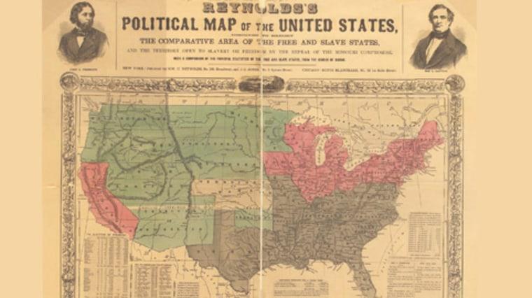 Image: 1854 map