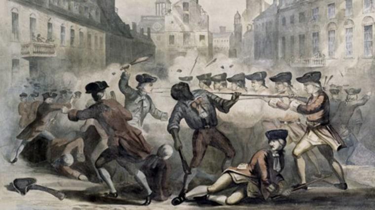 Image: Boston Massacre