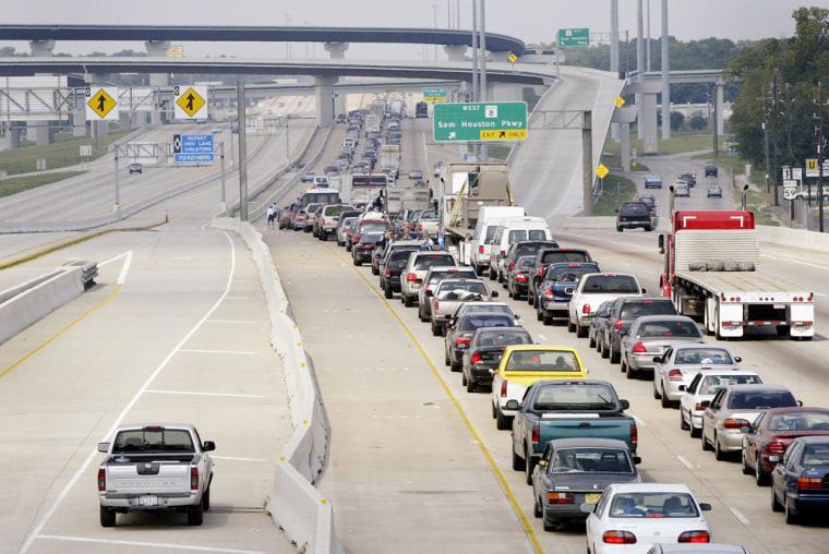 Texas Gulf Coast Braces For Hurricane Rita