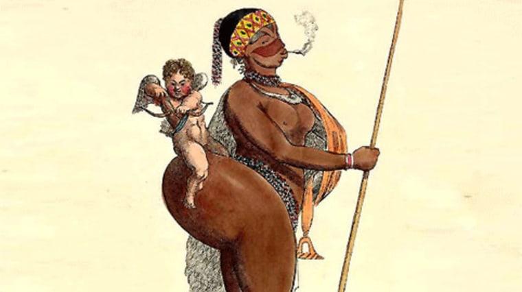 Image: Hottentot Venus