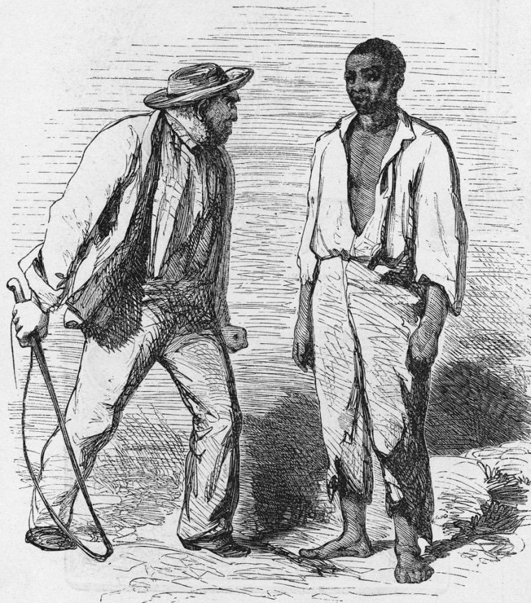 Image: 'Uncle Tom's Cabin' Illustration