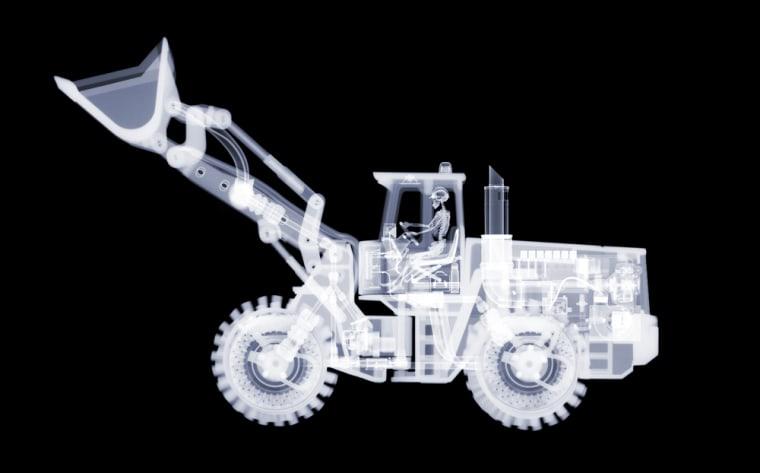 Image: Front-end loader