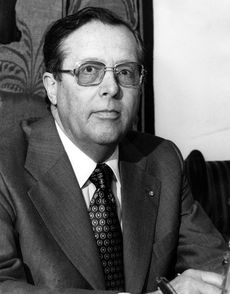 Image: Dr. Hans-Joachim Sewering