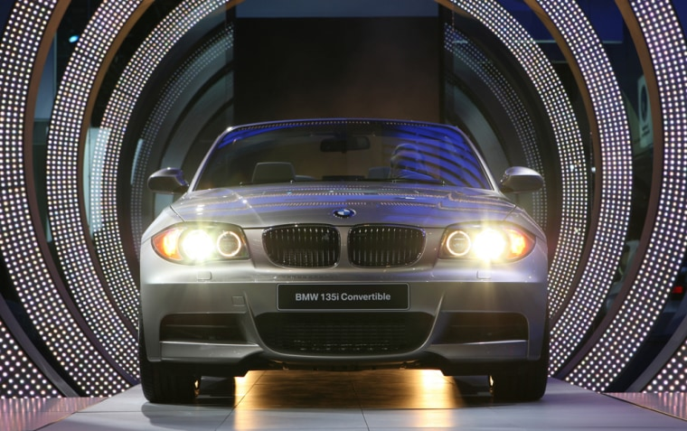 Image: BMW 135i Convertible