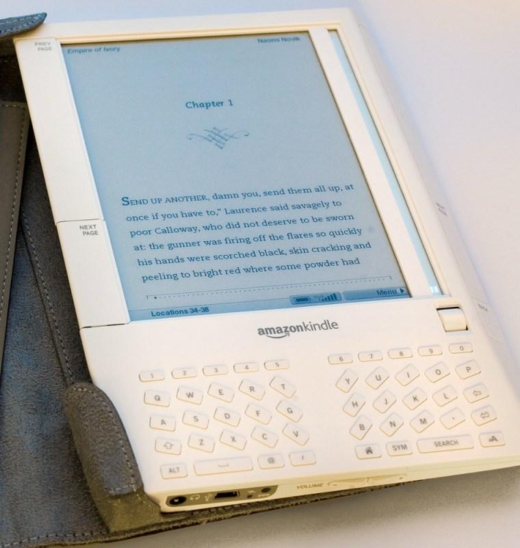 Image: Amazon Kindle