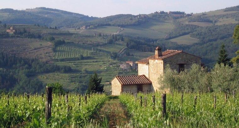 Image: Tuscany