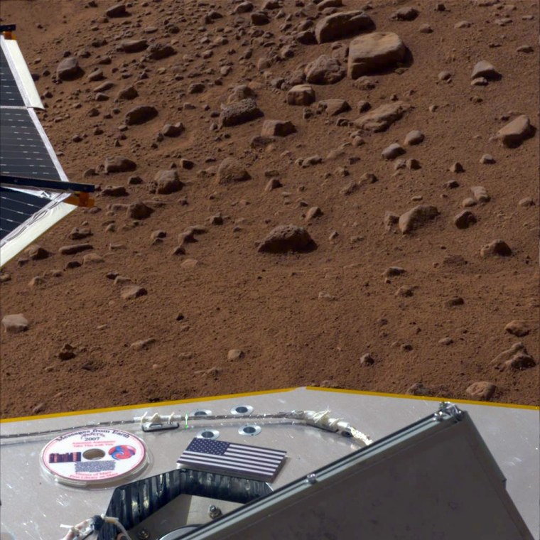 Image: Surface of Mars