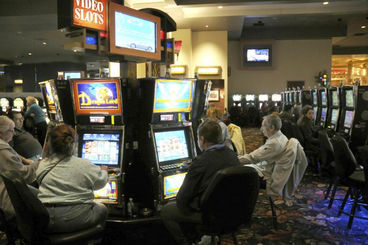 Image: Michigan's first casino