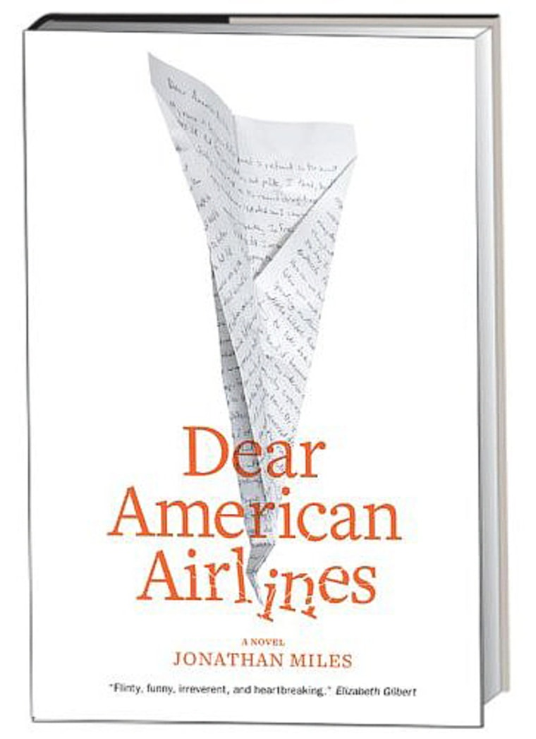 """Image: Book """"Dear American Airlines"""""""