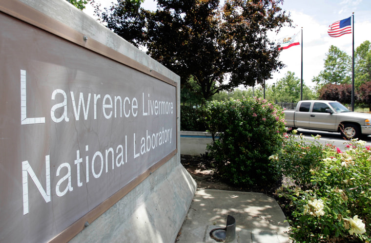 Image: Lawrence Livermore National Laboratory