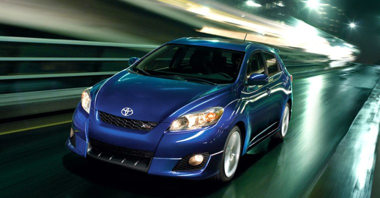 Image: Toyota Matrix
